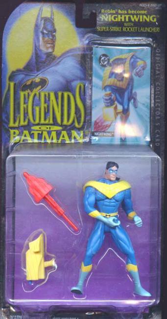 Nightwing Legends