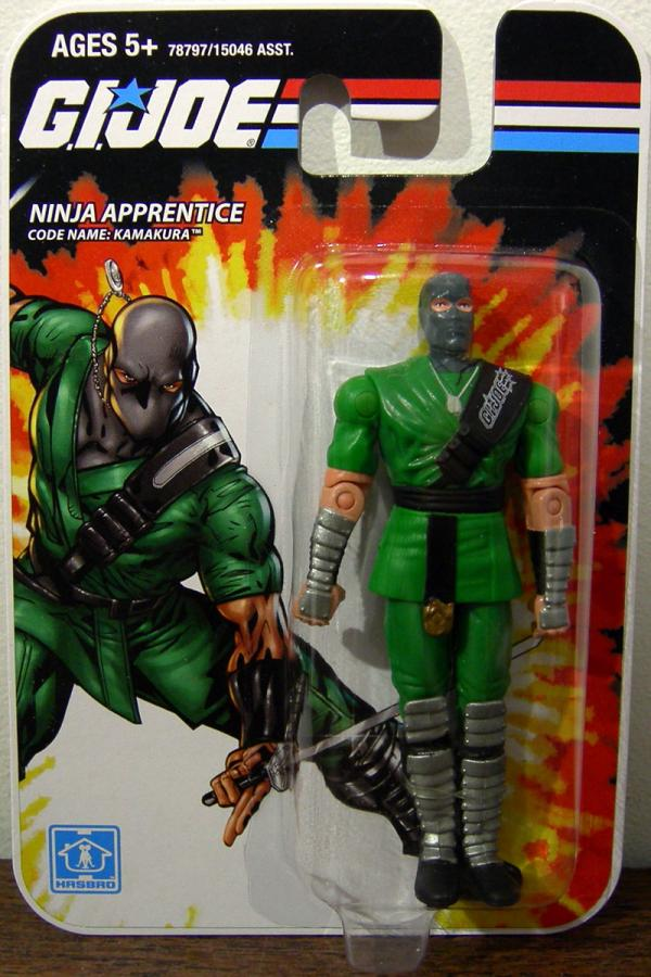 Ninja Apprentice Code Name- Kamakura