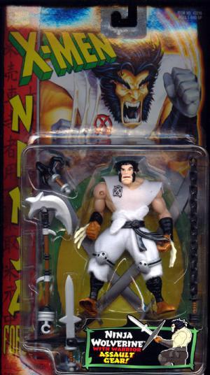 Ninja Wolverine