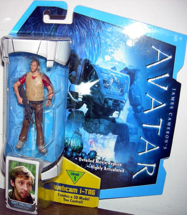 Norm Spellman Avatar action figure