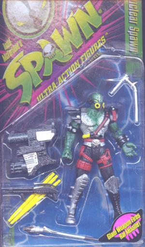 Nuclear Spawn Repaint Series 5 action figure