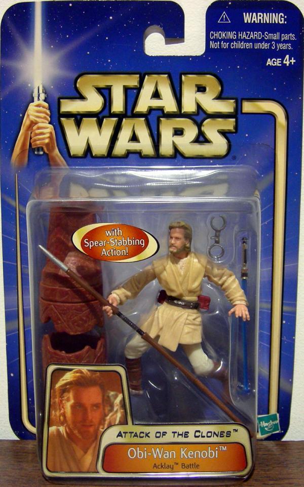 Obi-Wan Kenobi Acklay Battle