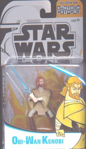Obi-Wan Kenobi Cartoon Network