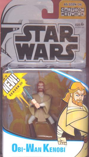 Obi-Wan Kenobi Cartoon Network III