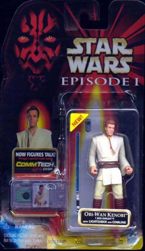 Obi-Wan Kenobi Episode 1 Jedi Knight
