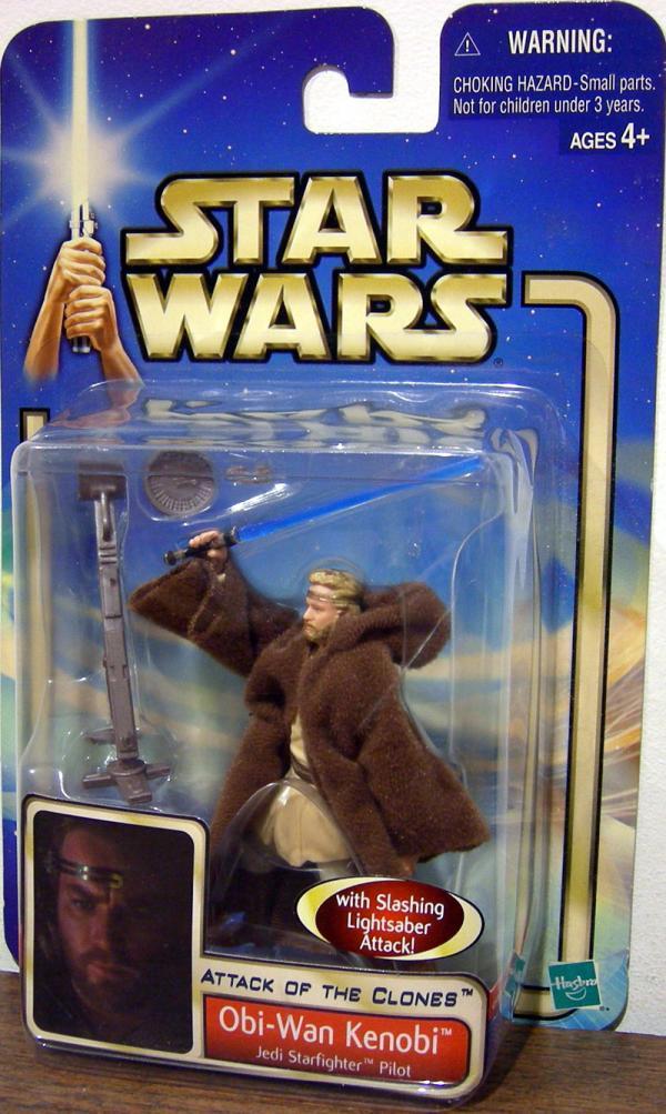 Obi-Wan Kenobi Jedi Starfighter Pilot