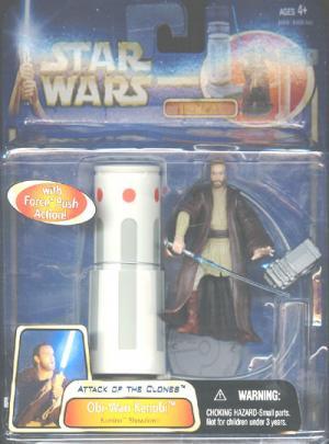 Obi-Wan Kenobi Kamino Showdown
