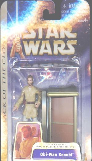 Obi-Wan Kenobi Outlander Nightclub Encounter