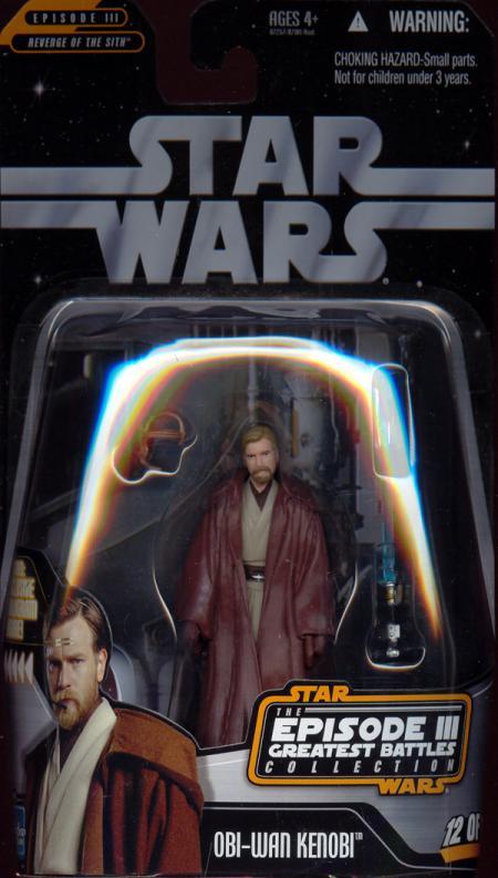 Obi-Wan Kenobi Episode III Greatest Battles Collection, 12 14