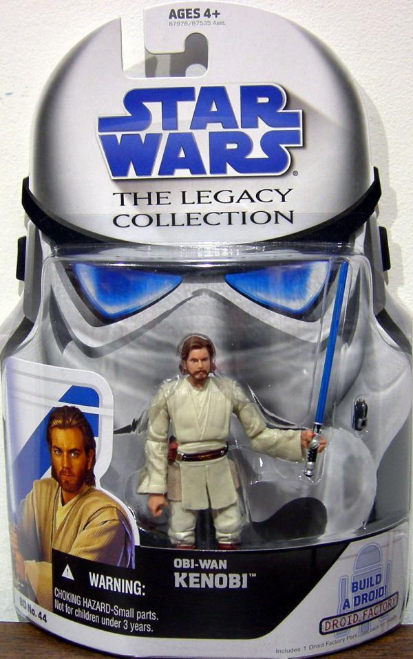 Obi-Wan Kenobi Legacy Collection, BD No 44