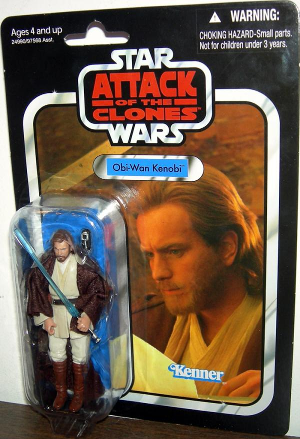 Obi-Wan Kenobi VC31 Star Wars action figure