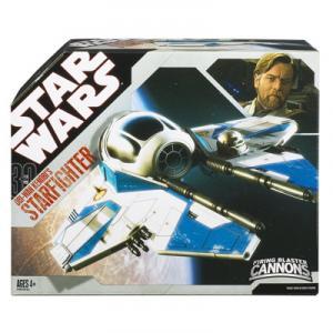 Obi-Wan Kenobis Starfighter Vehicle Star Wars 30th Anniversary