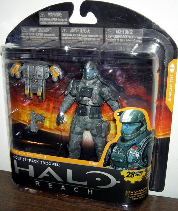 ODST Jetpack Trooper
