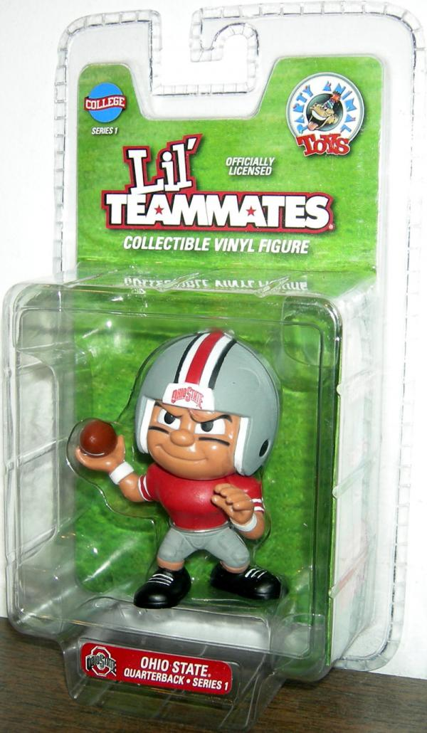 Ohio State Quarterback Lil Teammates action figure