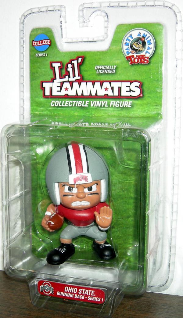 Ohio State Running Back Lil Teammates action figure