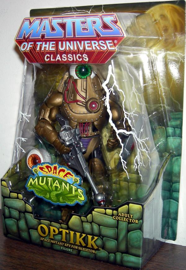Optikk Classics Masters Universe He-Man action figure