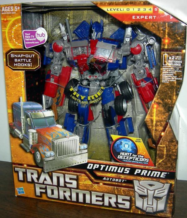 Optimus Prime Leader Class, 2009