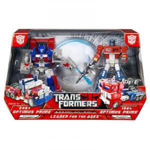 Optimus Prime- Leader Ages 2-pack