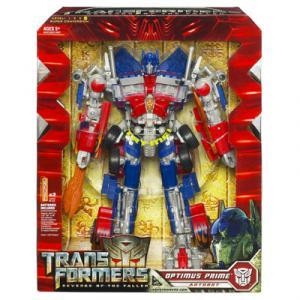 Optimus Prime Revenge Fallen, Leader Class