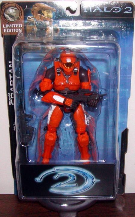 Orange Spartan