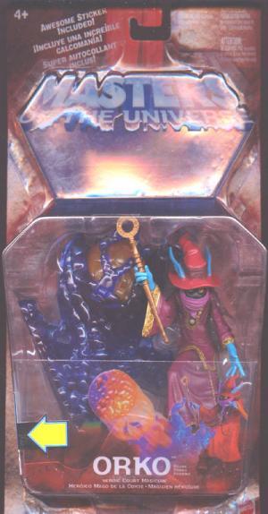 Orko Masters Universe He-Man action figure