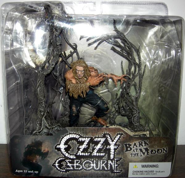 Ozzy Osbourne Bark Moon