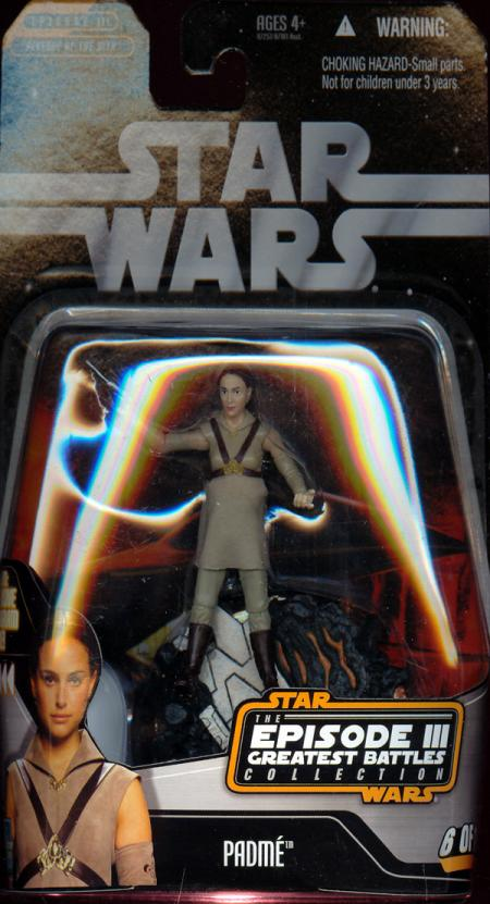 Padme Episode III Greatest Battles Collection Star Wars 6 14 action figure