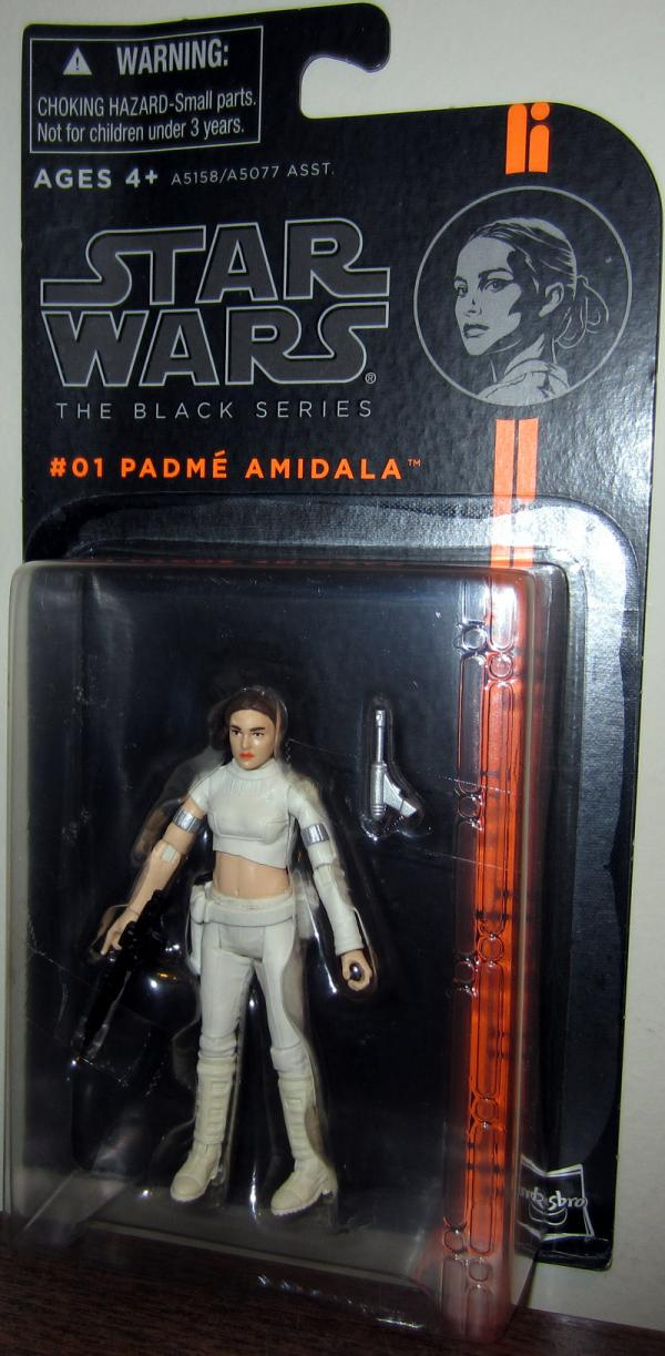 Padme Amidala Black Series Action Figure 01 Star Wars