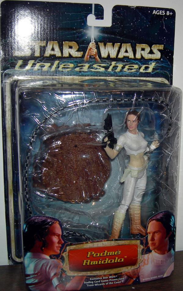Padme Amidala Unleashed