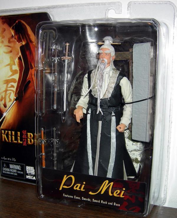 Pai Mei Figure Best Collection Kill Bill Movie
