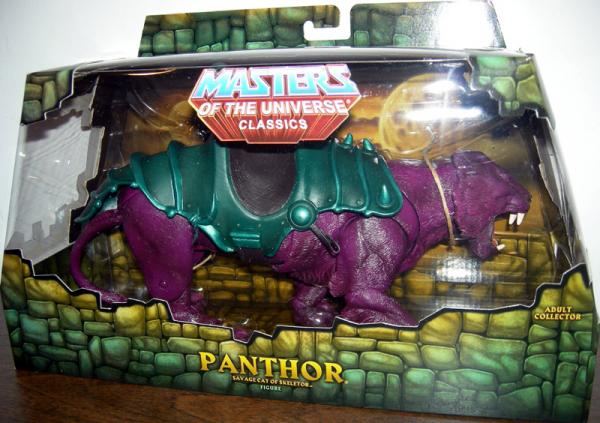 Panthor Classics Action Figure Masters of the Universe Mattel