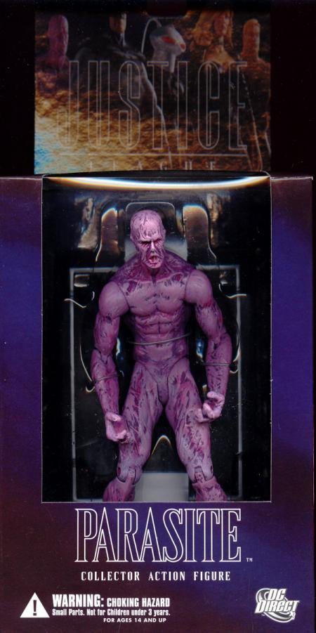 Parasite Figure Alex Ross Justice League