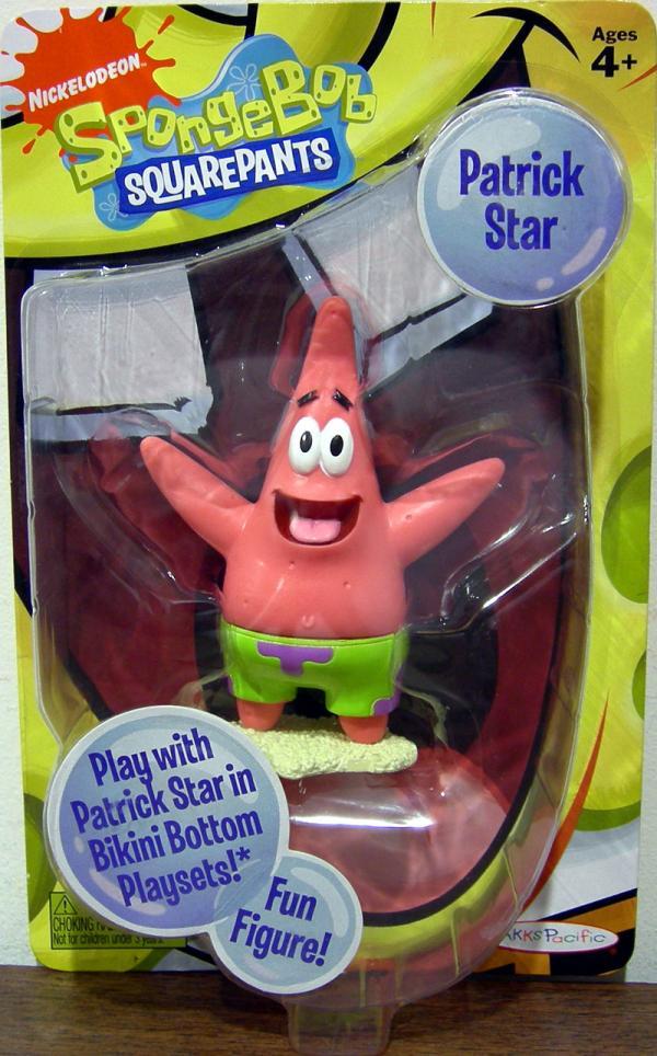 Patrick Star SpongeBob Squarepants action figure