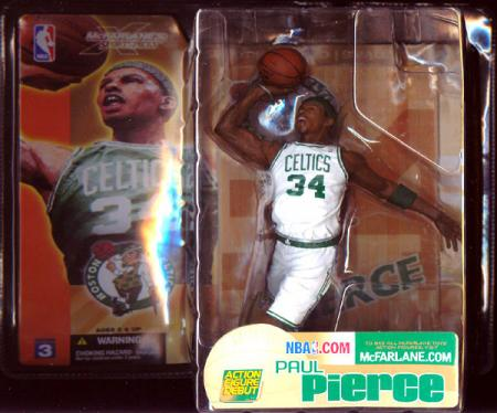 Paul Pierce white uniform