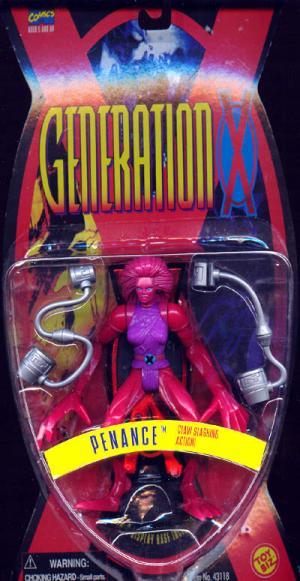 Penance Generation X action figure