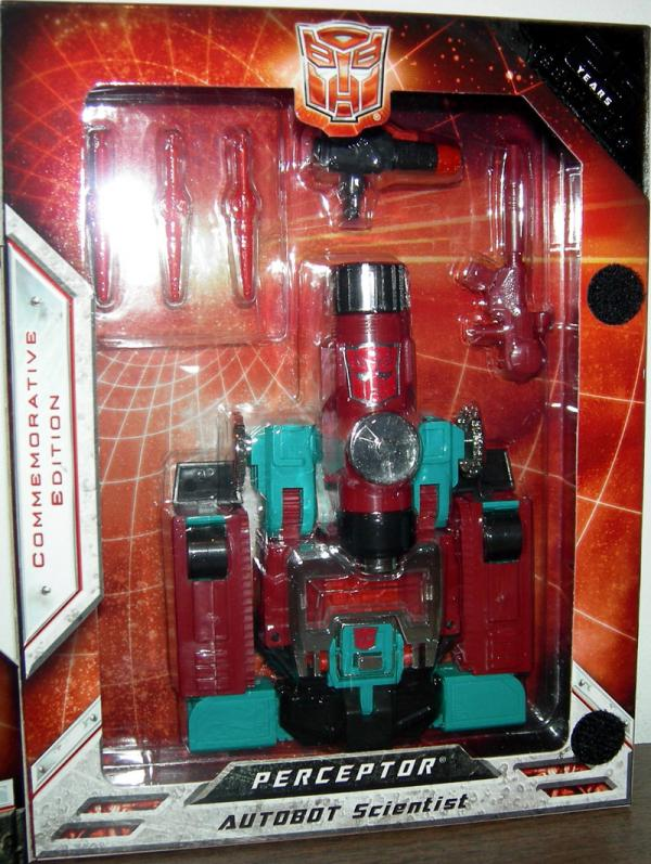 Perceptor Commemorative Edition