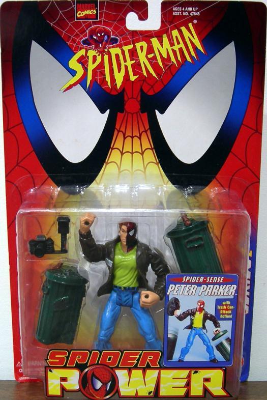 Spider-Sense Peter Parker Spider Power