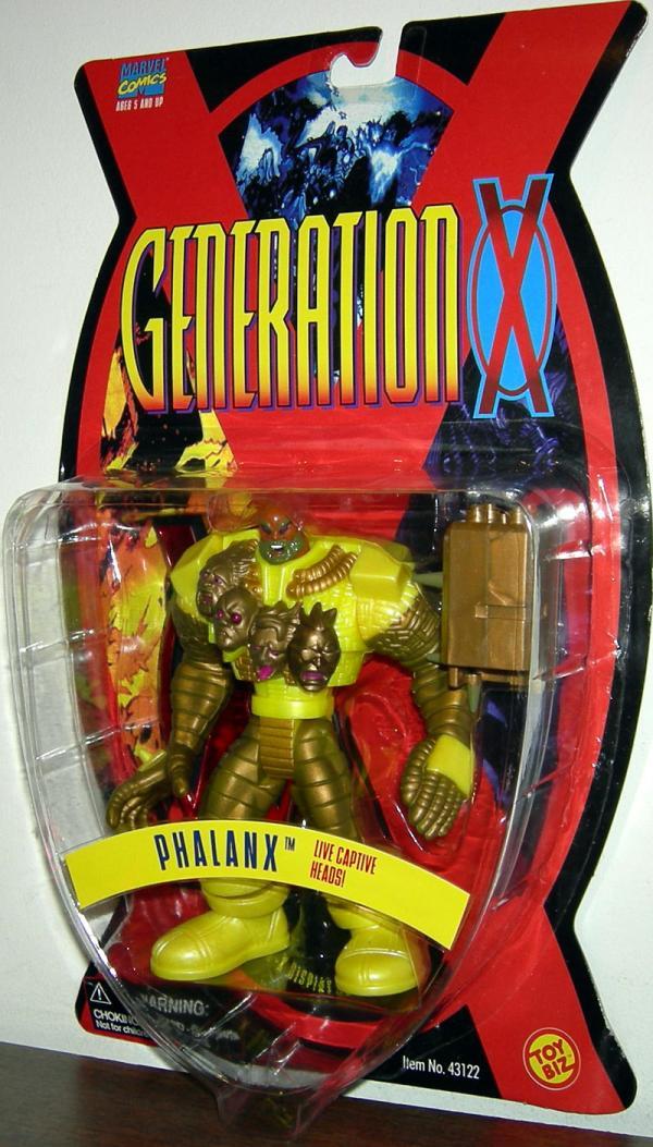 Phalanx Generation X action figure