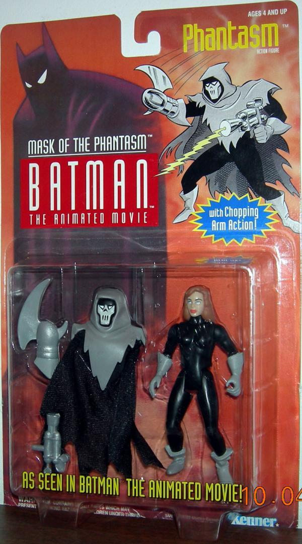 Phantasm Batman Animated Movie action figure