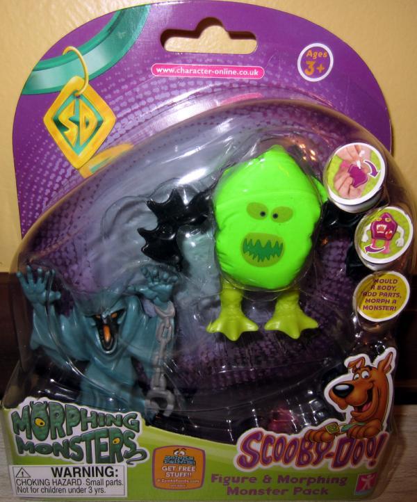 Phantom Morphing Monster Pack