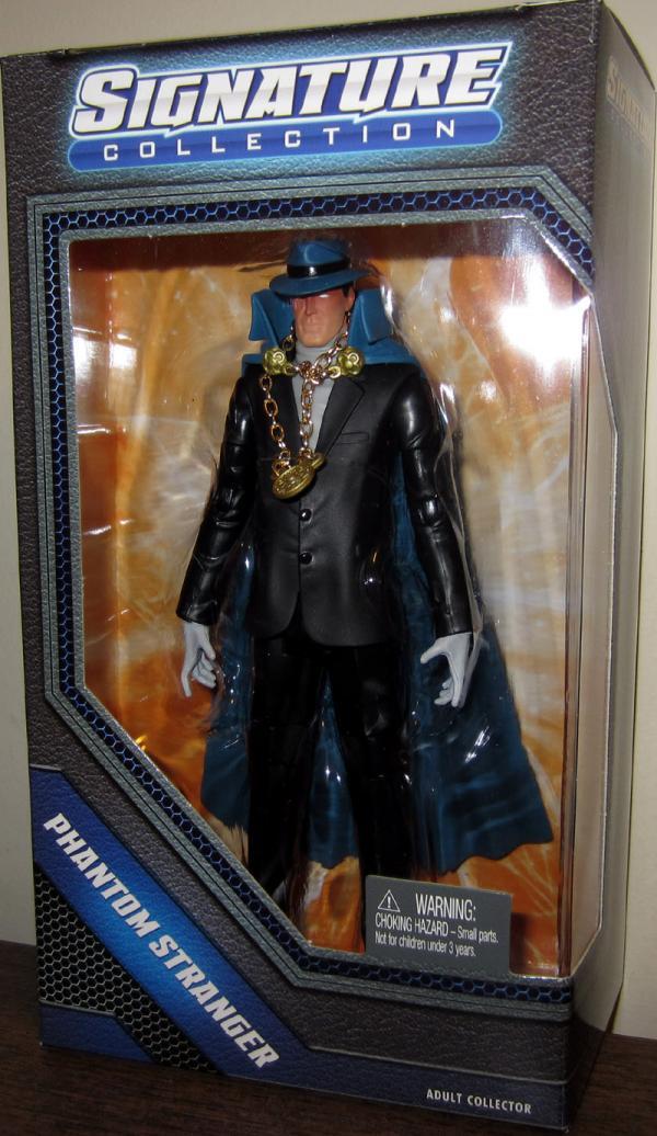 Phantom Stranger Signature Collection action figure