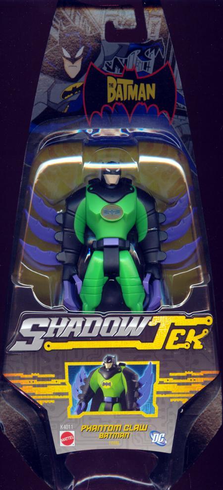 Phantom Claw Batman ShadowTek