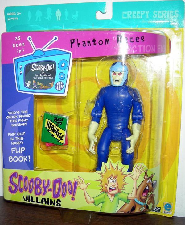 Phantom Racer Scooby-Doo Creepy Series action figure