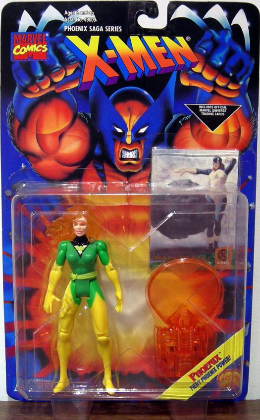 Phoenix Long Card X-Men action figure