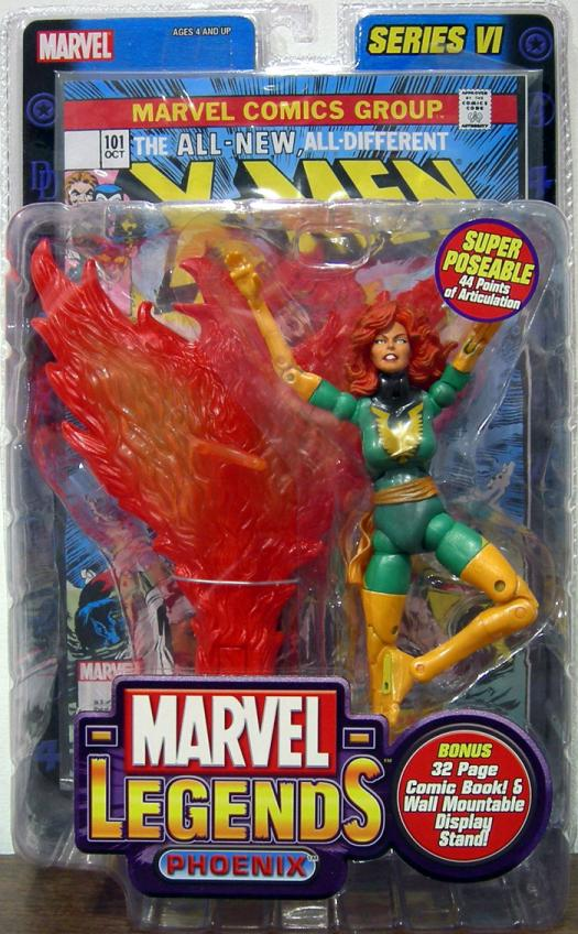 Phoenix Marvel Legends