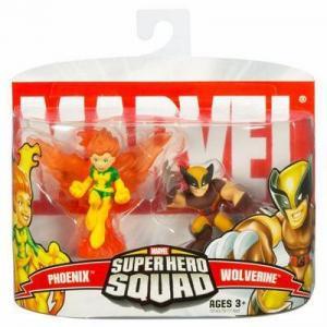 Phoenix Wolverine Super Hero Squad
