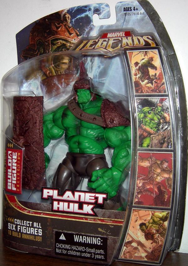 Planet Hulk Action Figure Marvel Legends Annihilus Series