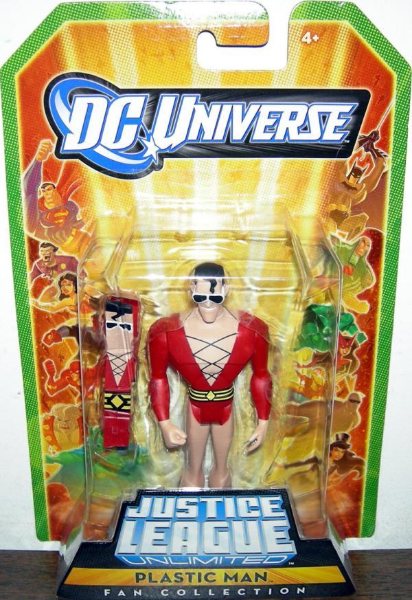 Plastic Man Fan Collection DC Universe action figure