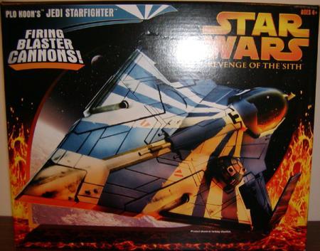Plo Koons Jedi Starfighter