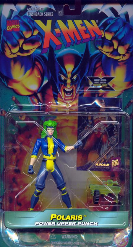 Polaris Figure X-Men Flashback Series Toy Biz